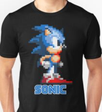 Sonic the Hedgehog 16 bit Unisex T-Shirt