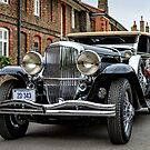 Clifford Botway's 1936 Duesenberg Model J Rollston Victoria Coupe  by MarcW