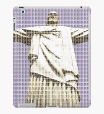 Christ The Redeemer - Violet iPad Case/Skin