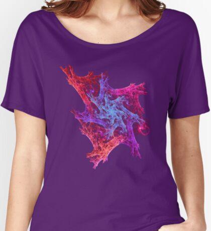 Heart chaos #fractal art Relaxed Fit T-Shirt
