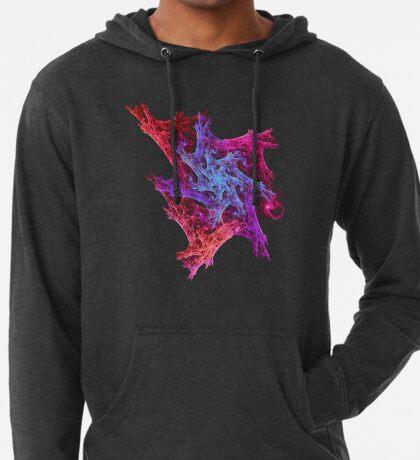 Heart chaos #fractal art Lightweight Hoodie
