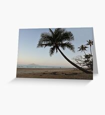 North Queensland Beaches Greeting Card