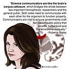 #SciComm100: Roberta Staley by ScienceBorealis