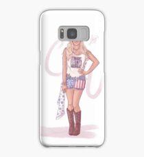 Carrie Underwood Samsung Galaxy Case/Skin