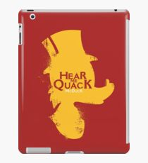 Scrooge McLannister iPad Case/Skin