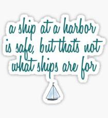 words of advice Sticker