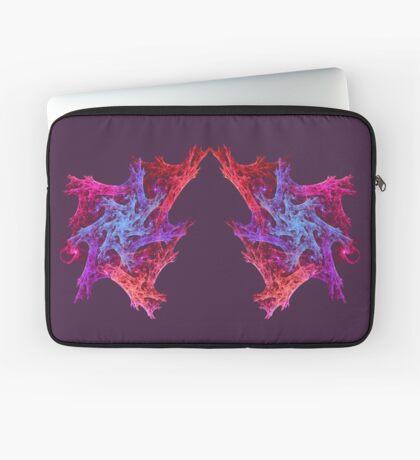 Heart chaos #fractal art Laptop Sleeve