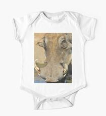 Warthog Pleasure - Quench of Life and Joy One Piece - Short Sleeve