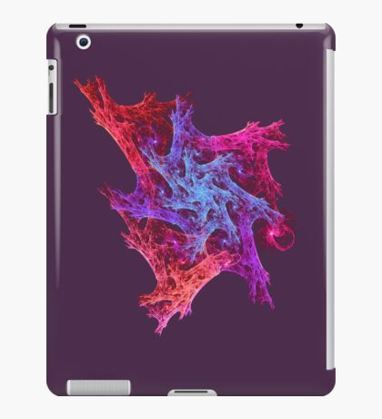 Heart chaos #fractal art iPad Case/Skin