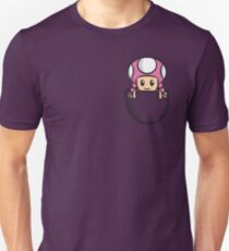Pocket Toadette Unisex T-Shirt