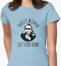 Hillary Clinton Nasty Women Get Stuff Done T-Shirt