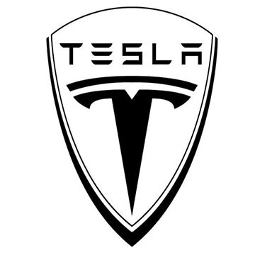 Tesla Logo Merchandise by CM7Designs