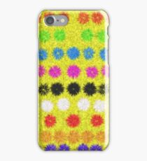 A lot of Colorful Dots iPhone Case/Skin