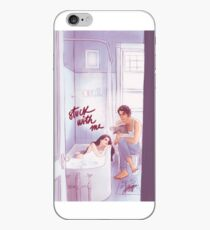 Stuck With Me iPhone Case