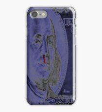 george washington blow nose iPhone Case/Skin