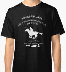 Camiseta clásica Campo de batalla
