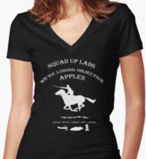 Battlefield Women's Fitted V-Neck T-Shirt