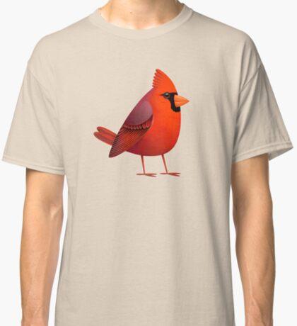 Masked Cardinalis Classic T-Shirt