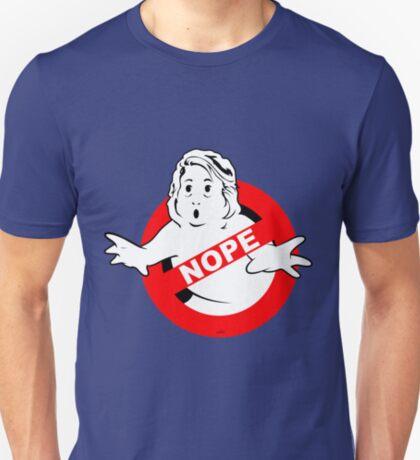 Hilary Buster - NOPE T-Shirt