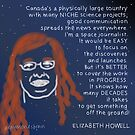 #SciComm100: Elizabeth Howell by ScienceBorealis