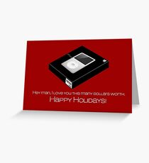 The $400 iPod Greeting Card