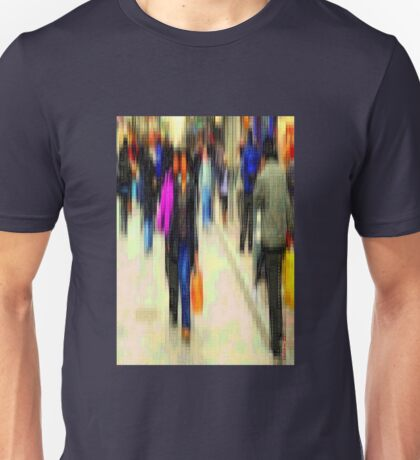 The busy streets in our lives T-Shirt