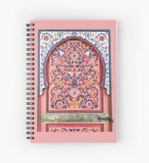 Le Jardin Secret, Marrakech, Morocco Spiral Notebook