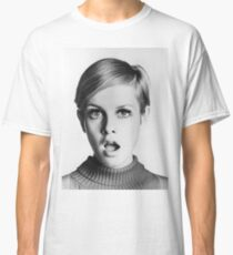 Twiggy + Oyster Classic T-Shirt