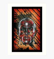 """Kevin Randleman"" Art Print"