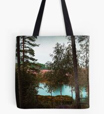 Tranquility. Tote Bag