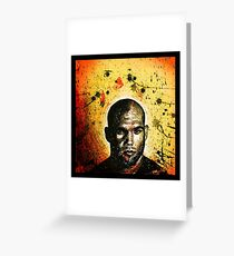 """Ruthless"" Robbie Lawler Greeting Card"