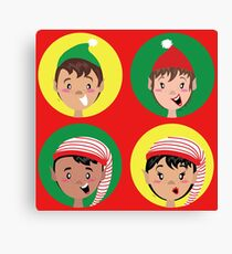 Elves Canvas Print