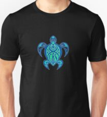 GBS Turtle Green & Blue T-Shirt