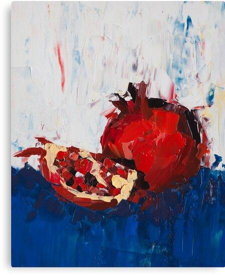 The Dark Pomegranate by ebuchmann