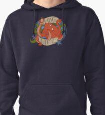 Octopus - HUG LIFE Pullover Hoodie