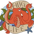 Octopus - HUG LIFE by Jen Richards