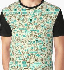 Tecno diseño Graphic T-Shirt