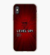 Level Up (w/ Scott Pilgrim) iPhone Case