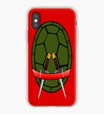 TMNT Raphael Shell Case iPhone-Hülle & Cover