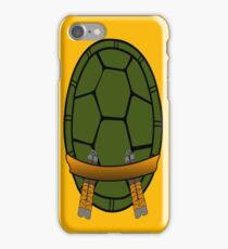 TMNT Michael Angelo Shell Case iPhone Case/Skin