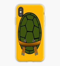 TMNT Michael Angelo Shell Case iPhone-Hülle & Cover