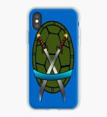 TMNT Leonardo Shell Case iPhone-Hülle & Cover