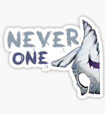 Never One Lamb Kindred (part) Sticker