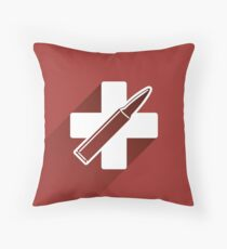 Juggernog Throw Pillow