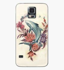 Blumenhai Hülle & Skin für Samsung Galaxy