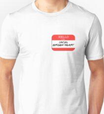 Fight Club - I am Jack's broken heart T-Shirt
