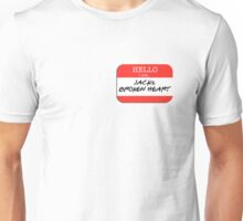 Fight Club - I am Jack's broken heart Unisex T-Shirt