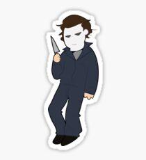 Tiny Myers Sticker