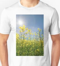 Sun Halo Over The Canola T-Shirt