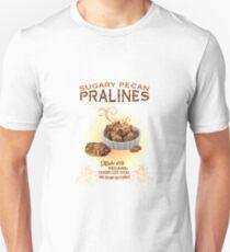 Sugary Pecan Pralines Unisex T-Shirt